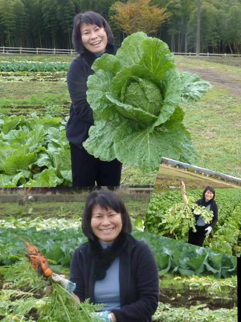 楽しかったぁ~!!大収穫