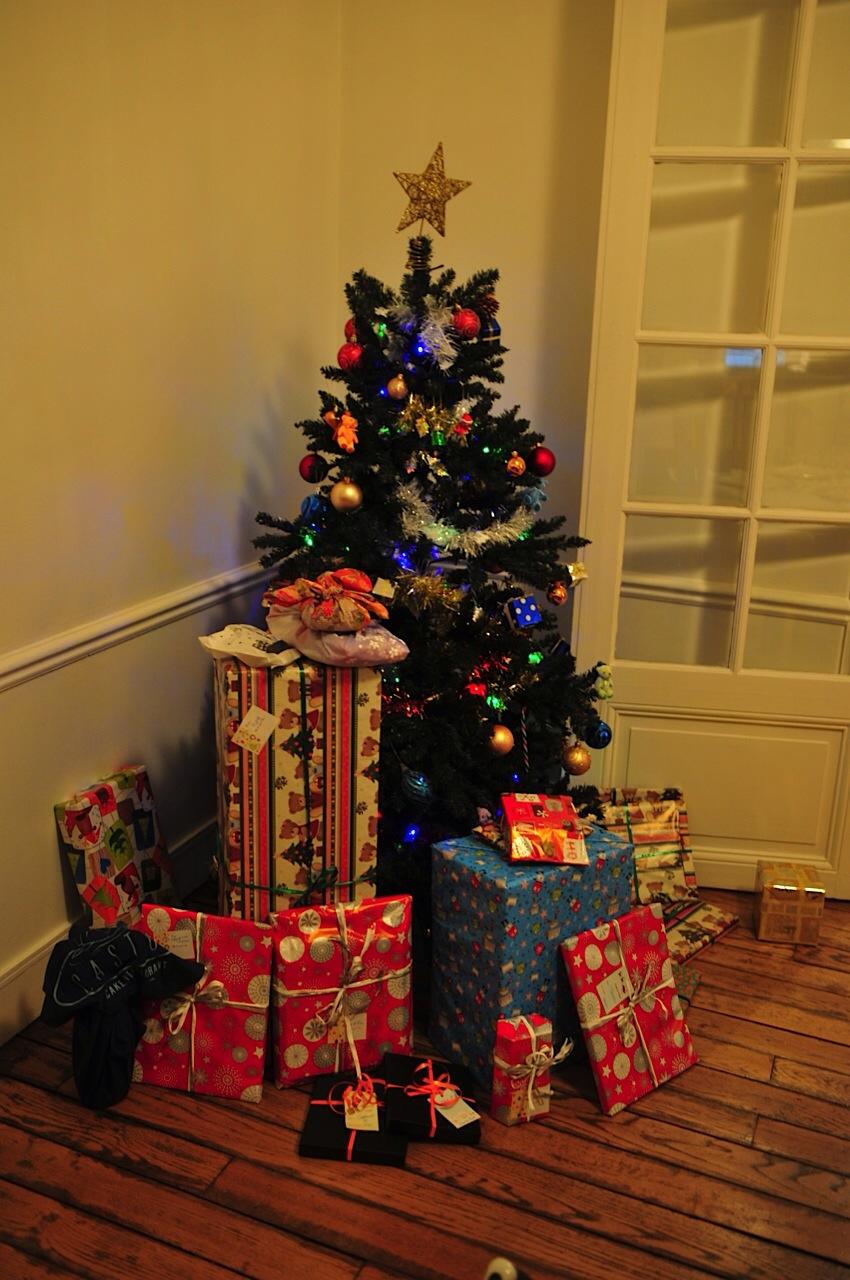 Noël が終わりました!
