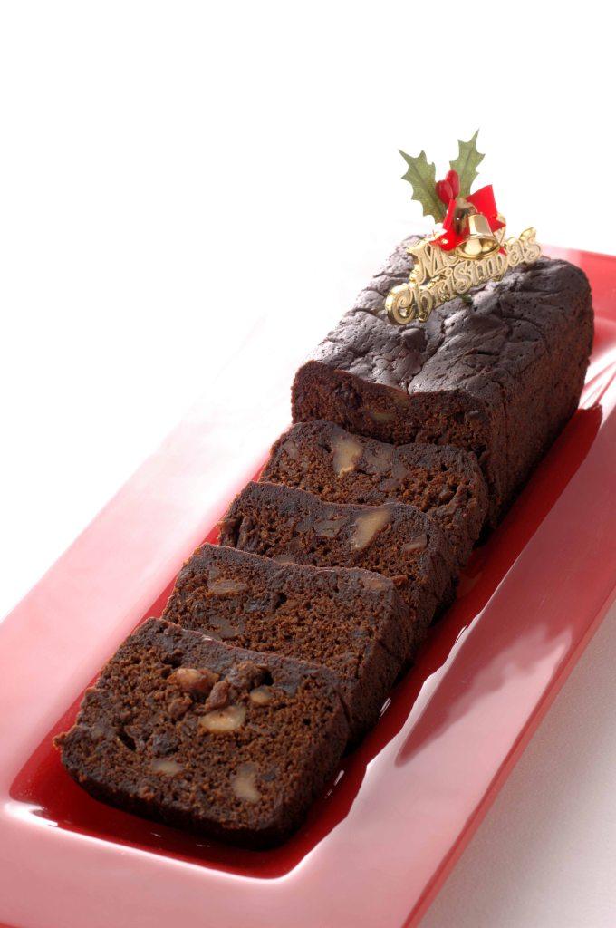 「今年もダークケーキを作る季節になってきました!」