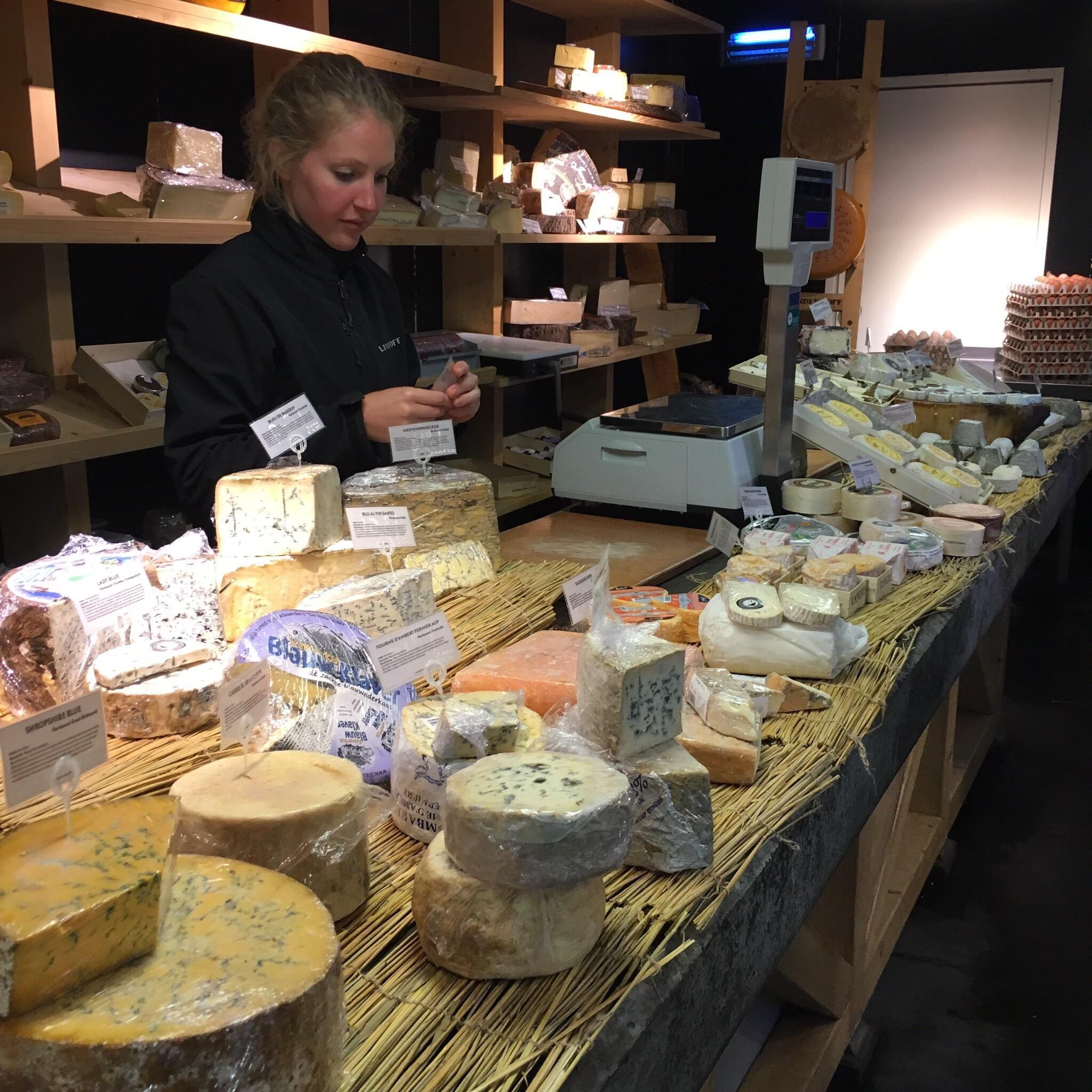 9月16日フランスとオランダチーズの会