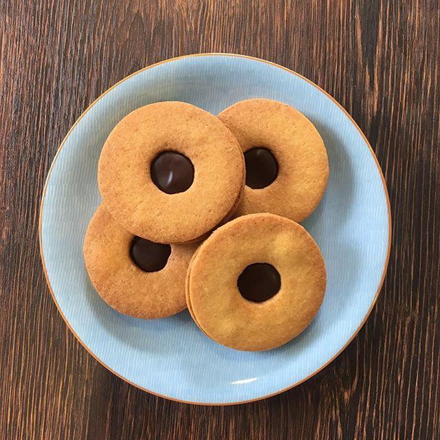 9月簡単まじめお菓子教室:チョコクリームサンド