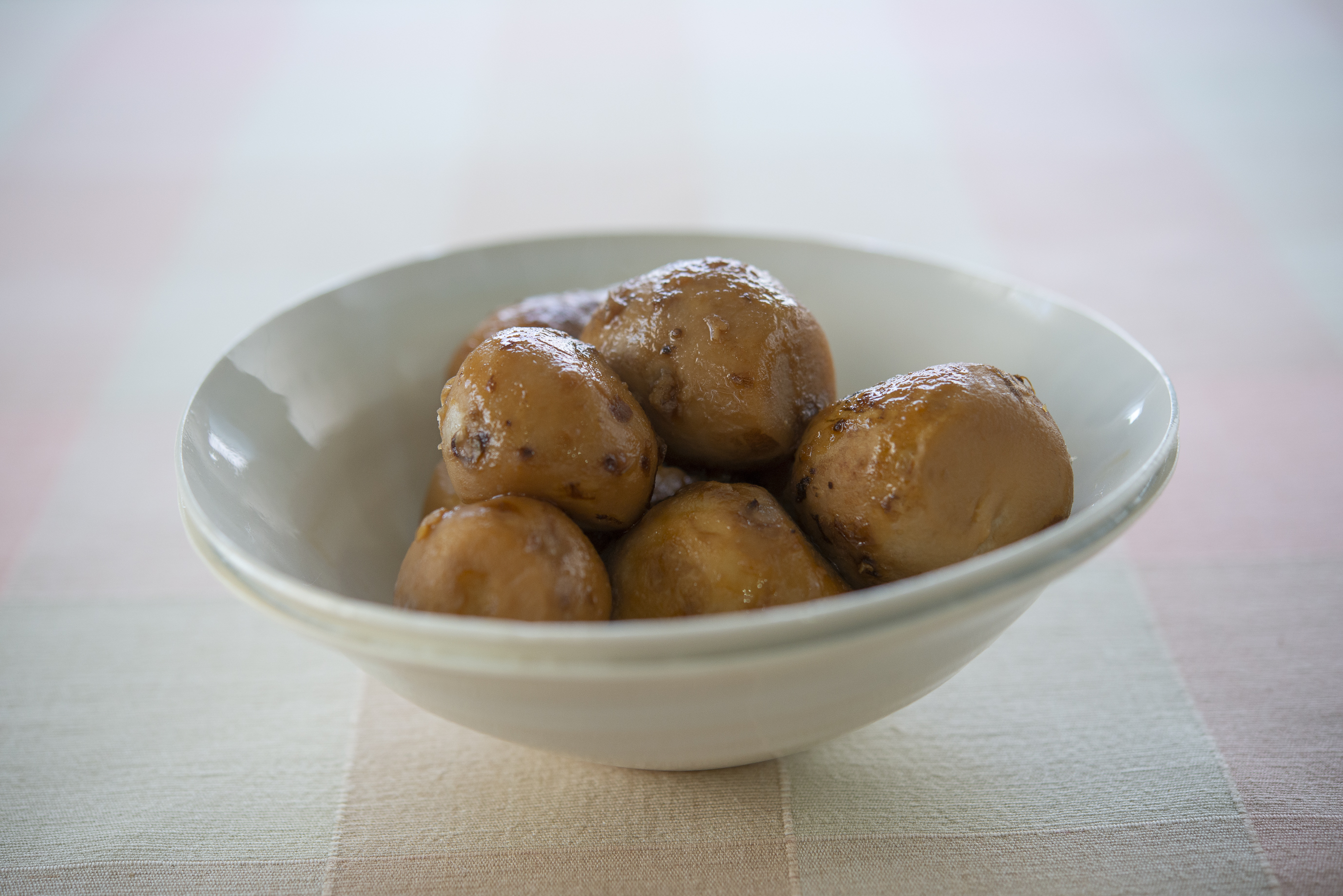 秋が旬のおいしい「里芋の煮っころがし」