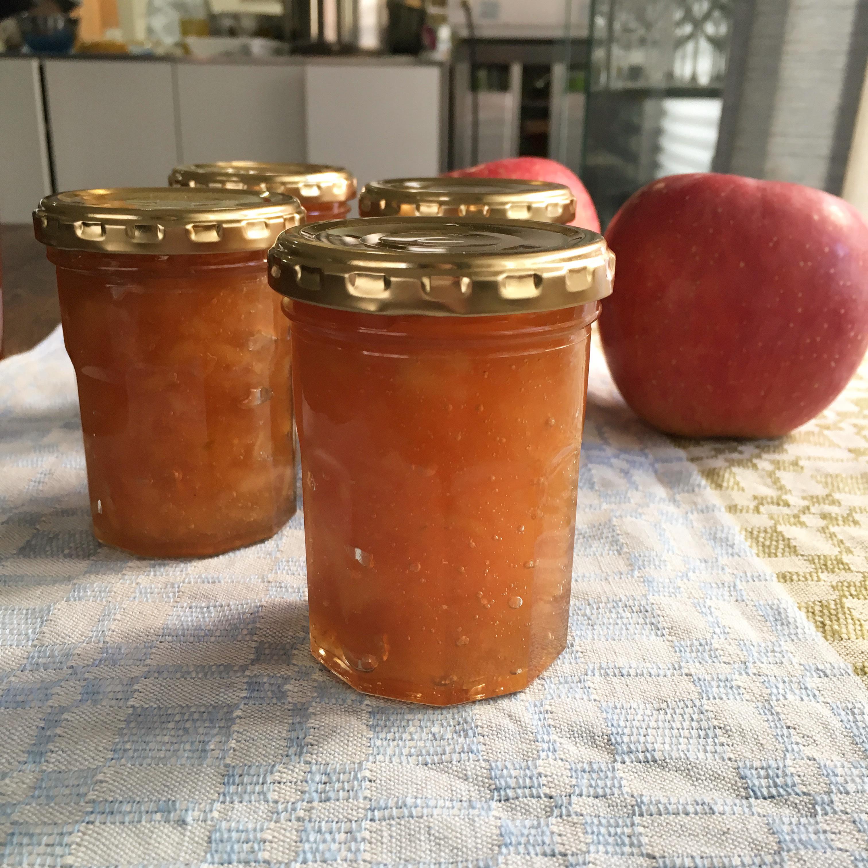 中村りんご園産りんごジャム