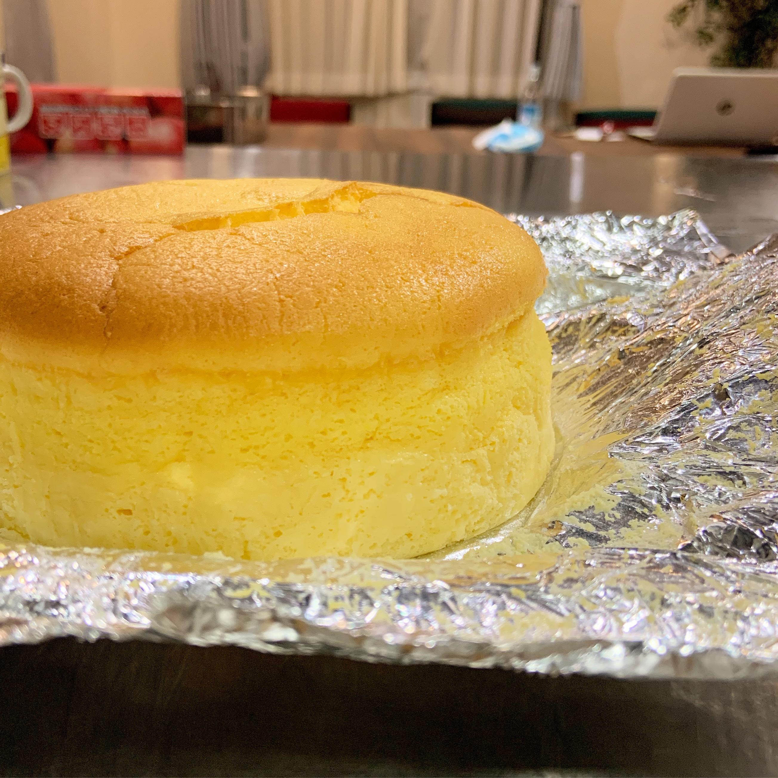 藤野貴子のお菓子教室:3月 スフレチーズケーキ