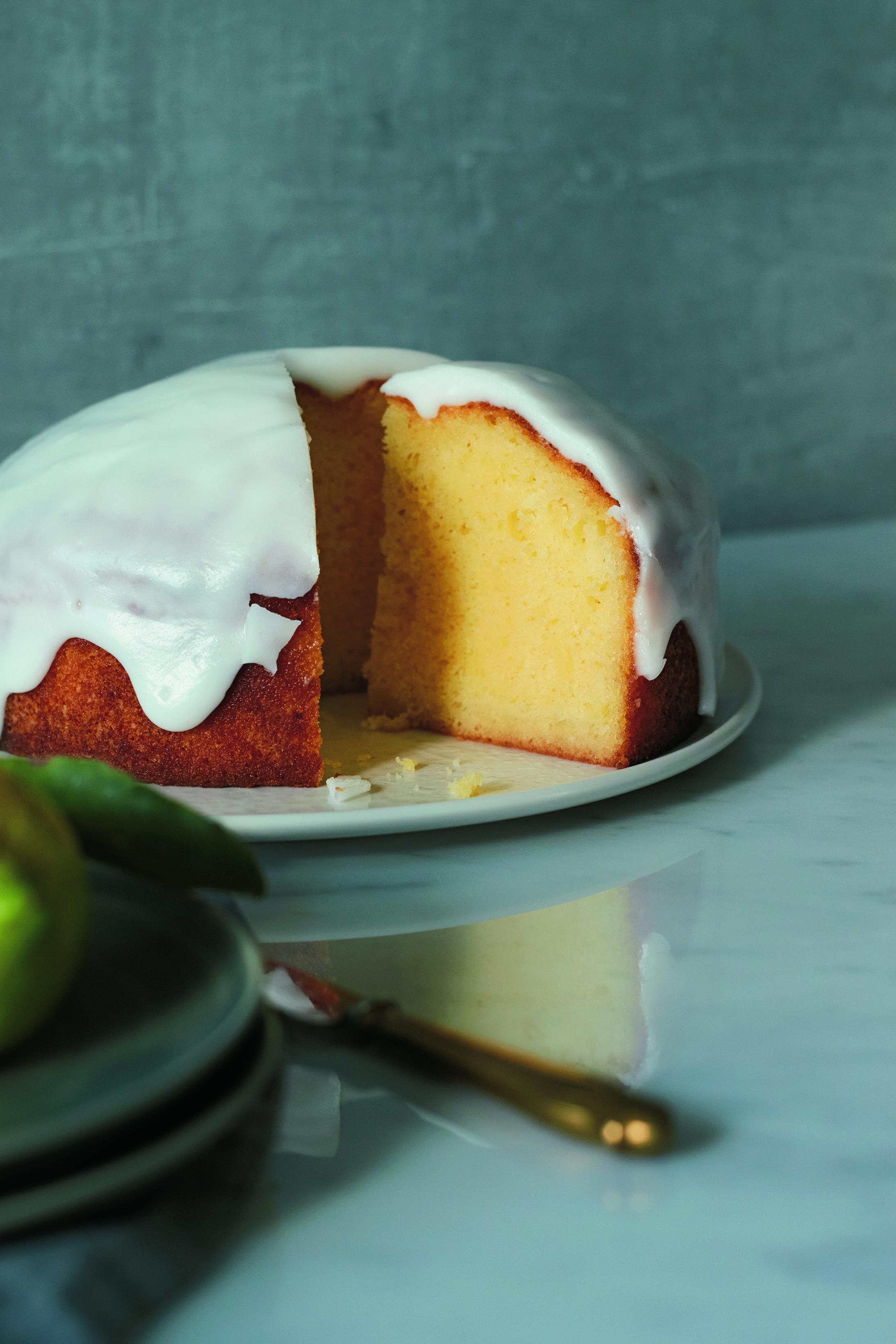 レモンデザート:レモンケーキ