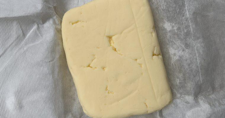 バター作り