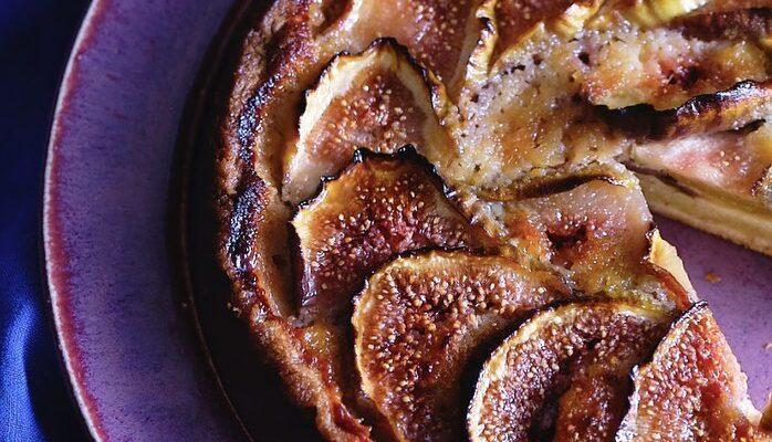 きょうの料理 イチヂクのタルト